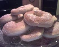 donuts al forno...