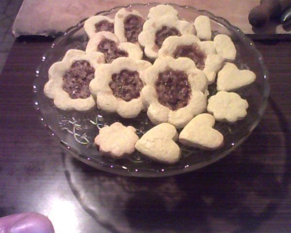 biscotti a specchio