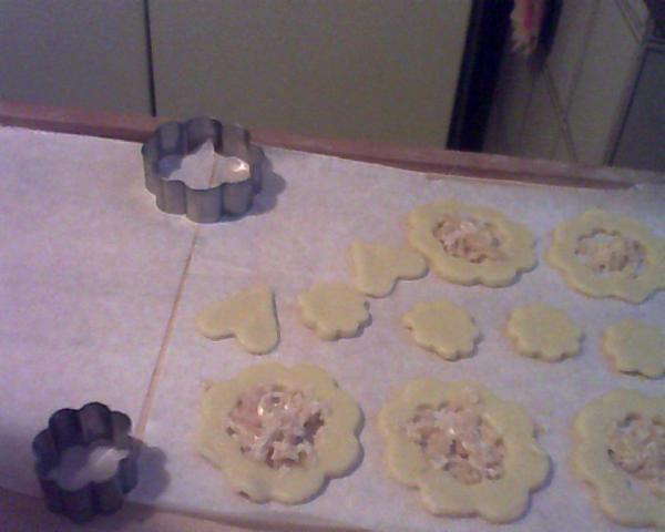 biscotti di vetro in prep.