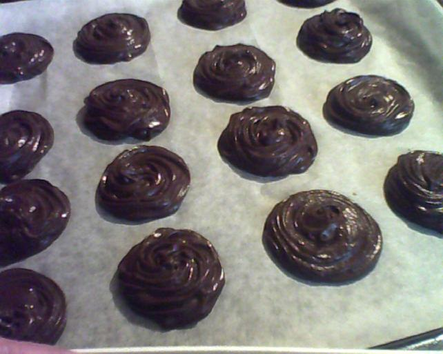 whoopie pies in preparazione