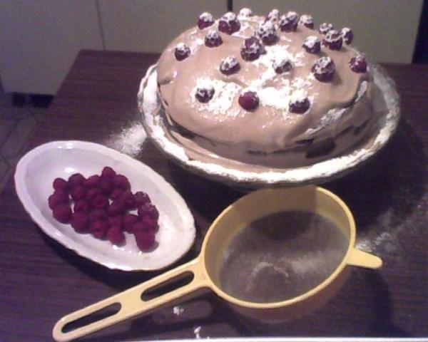 torta mokaccino ..