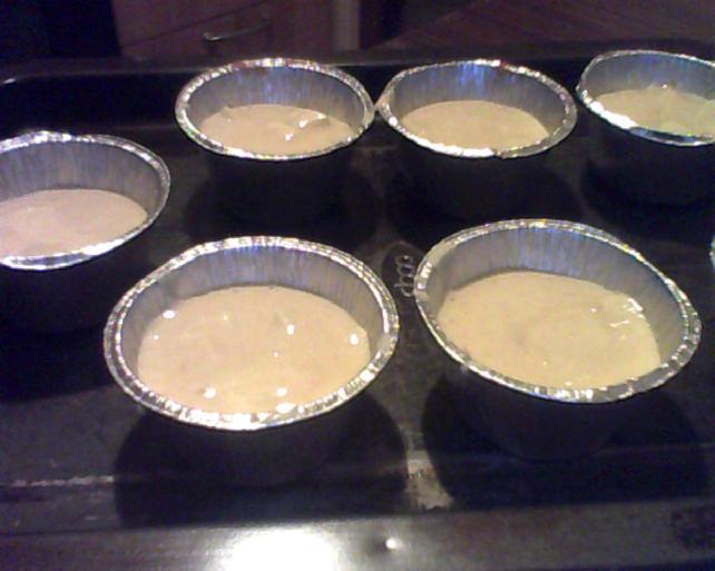 muffin alle mele da infornare