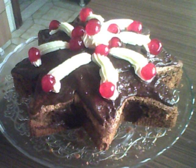 torta del mio papa' 82 anni