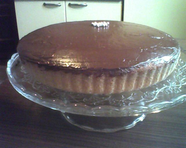 torta vaniglia e cioccolato.
