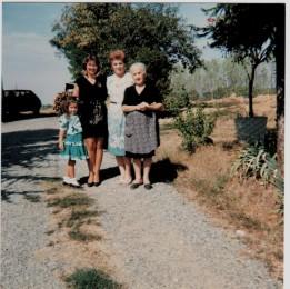 4 generazioni in una foto