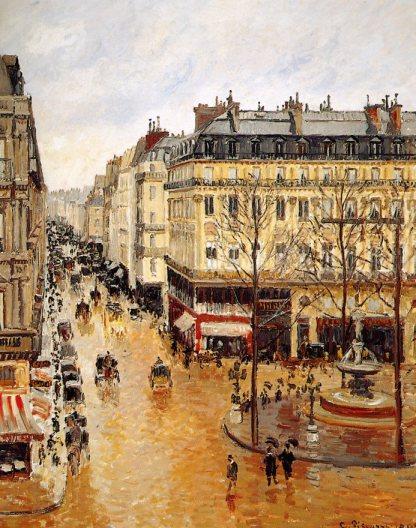 Pissarro-Camille-Rue-Saint-Honore
